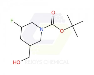 1241725-59-6 | Tert-butyl 3-fluoro-5-(hydroxymethyl)piperidine-1-carboxylate
