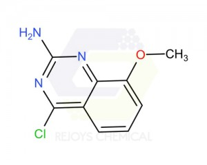 124309-87-1 | 4-chloro-8-methoxyquinazolin-2-amine