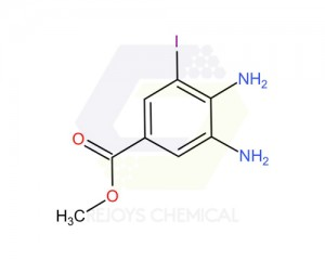 1258940-57-6 | 3,4-Diamino-5-iodo-benzoic acid methyl ester