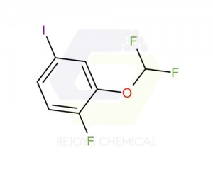 1261572-00-2 | 2-(Difluoromethoxy)-1-fluoro-4-iodobenzene