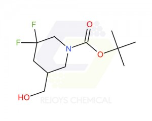 1262412-64-5 | Tert-butyl 3,3-difluoro-5-(hydroxymethyl)piperidine-1-carboxylate