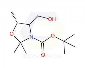 1264520-06-0 | (4S,5R)-tert-butyl 4-(hydroxymethyl)-2,2,5-trimethyloxazolidine-3-carboxylate