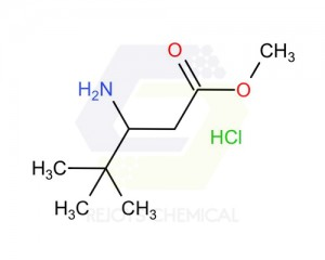 1272758-12-9 | Methyl 3-amino-4,4-dimethylpentanate hcl