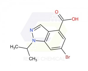 1346702-54-2 | 6-bromo-1-isopropyl-1h-indazole-4-carboxylic acid