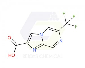 1372197-49-3 | 6-(trifluoromethyl)-imidazo[1,2-a]pyrazine-2-carboxylic acid