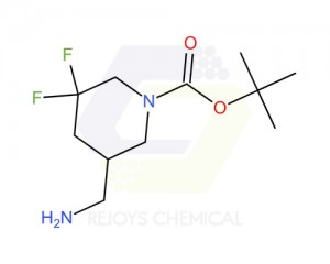 1373502-92-1 | Tert-butyl 3,3-difluoro-5-(aminomethyl)piperidine-1-carboxylate