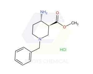 1398504-05-6 | Trans-methyl 4-amino-1-benzylpiperidine-3-carboxylate hcl