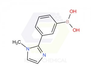 1404466-88-1 | 3-(1-Methyl-1h-imidazol-2-yl)-phenyl boronic acid