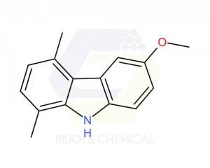 18028-57-4 | 6-methoxy-1,4-dimethyl-9H-carbazole