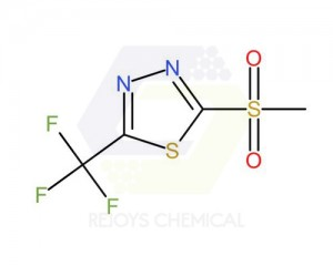 27603-25-4 | 2-Methanesulfonyl-5-(trifluoromethyl)-1,3,4-thiadiazole