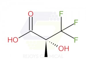 44864-47-3 | (R)-3,3,3-TRIFLUORO-2-HYDROXY-2-METHYLPROPIONIC ACID