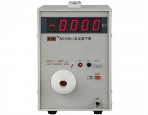 Professional China High Voltage Calibration Meter - RK1940-1/ RK1940-2/ RK1940-3/ RK1940-4/ RK1940-5 High Voltage Digital Meter – Meiruike