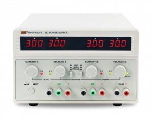 2020 Good Quality Ac Voltage And Frequency Modulation Power Supply - RPS3003D-3/ RPS3005D-3 DC Power Supply – Meiruike
