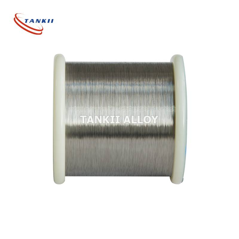 CuNi40(6J40) Alloy Copper Nickel Constantan Wire