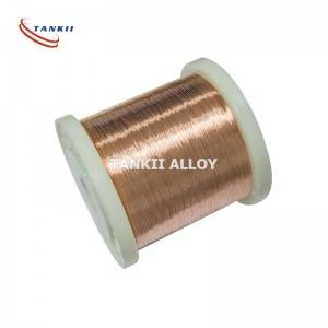 CuNi2/Cuprothal 5/ Copper Nickel Alloy Wire Constantan wire / Ribbon