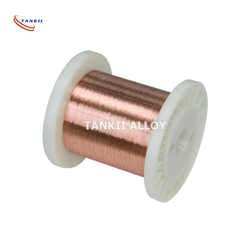 Copper Nickel Alloy CuNi1 Wire Resistance Wire for Heating