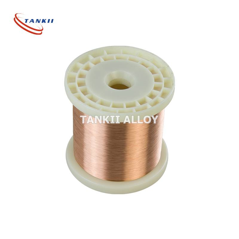manganese electric resistance wire used in precision wire wound resistors