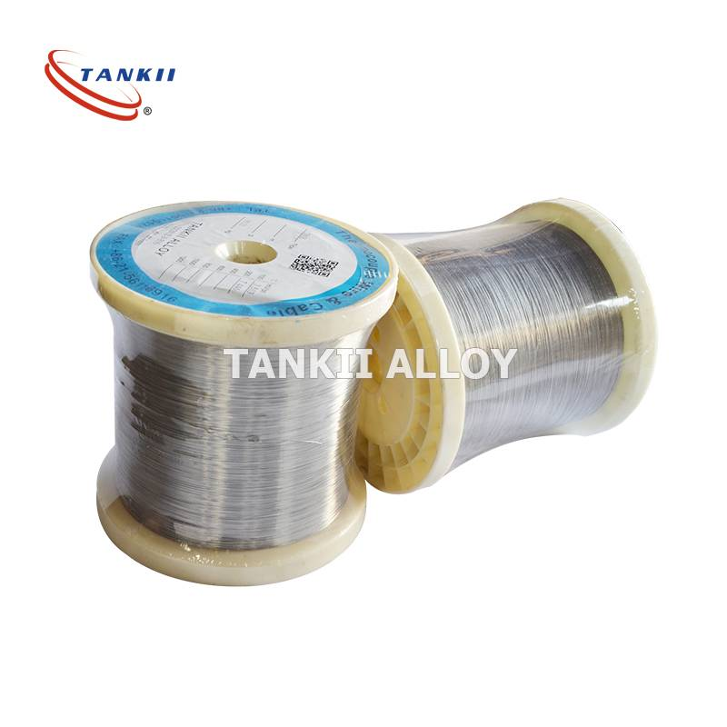 0.3mm Thickness 0Cr23Al5Ti Electric Heating For Heaters FeCrAl resistance wire