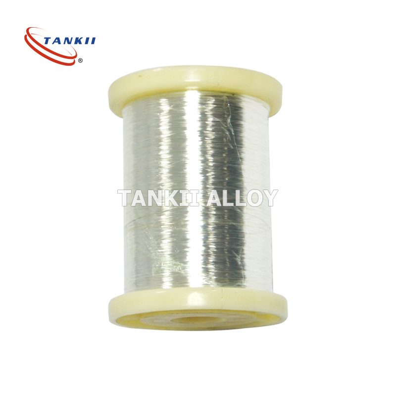 Factory Direct Supplied N4 Ni201 Pure Nickel Wire