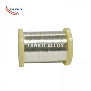 Tankii 0.09mm for Wirewound Resistors  Ni200 Ni201 Nickel  Alloy Wire