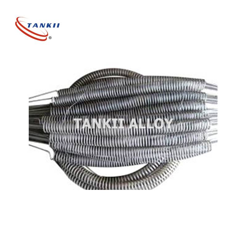 New Arrival China Brazing - FeCrAl Alloy heating resistance wire/electric stove wire – TANKII