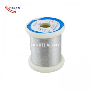 Tankii 0.09mm For Wirewound Resistors Pure Nickel 200 Pure Nickel 201 Alloy Wire Used In Electric  Industry