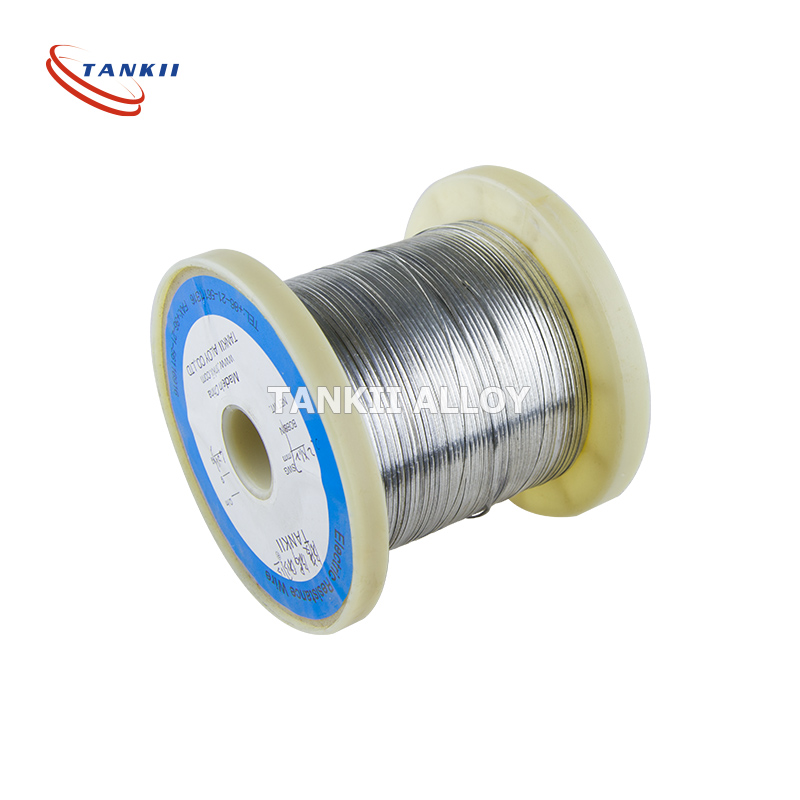 0.1X10mm Mws-650 Resistance Flat Wire/Ribbon Cr20ni80 for Sealer