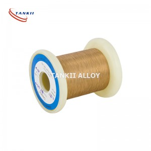 Class 180 Nylon/Polyurethane Enamelled Copper/manganin Wire(6J8, 6J12, 6J13)