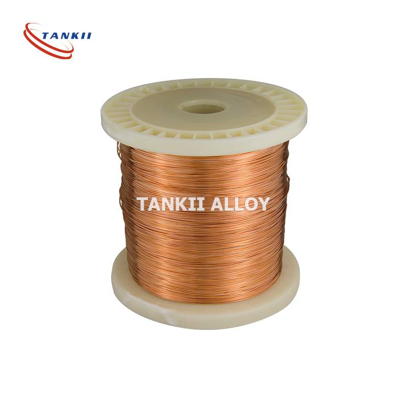 copper wire/manganin electric alloy wire/Mn-Cu alloy resistance wire