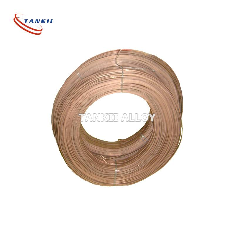 6j8/6j13/6j12 manganese wire electric resistance wire for resistor