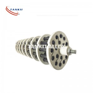 Coffee Machine Heating Element, Bayonet Electric Heater, Electric Heating Resistance