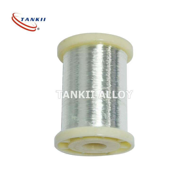 0Cr21Al6Nb 0.18*4 High Temperature Bright Alloy Fecral Resistance Wire