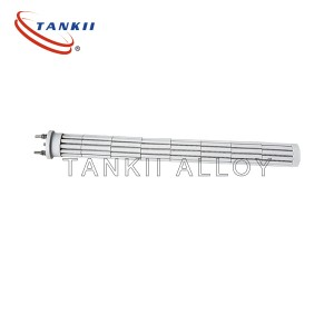 3kw/6kw/9kw/12kw Electric Industrial Bayonet  Heater  Bayonet Heating Element For Liquid Heating Element