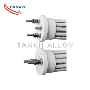 Tankii china supplier customized bayonet electric Heating Element with high quality and best price used in industry