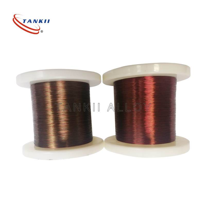 0.45mm Enameled Wire Electric Color Varnish Wire Polyurethane Smooth Surface