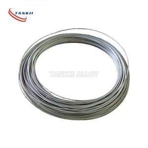 Factory wholesale Aluchrom S - Iron Chrome Aluminum Resistance Alloys – TANKII