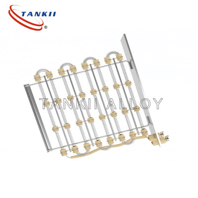 Ceramic/air Open coil heaters/heating element with NiCr8020 heating wire