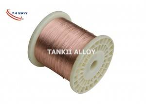 Alloy 180 Manganin Insulated Enameled Copper Nickel CuNi Resistance Wire