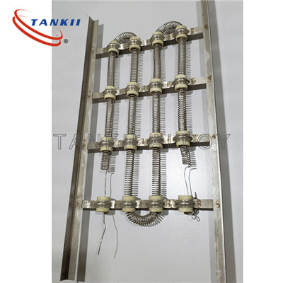 2020 Good Quality Medical Coils - Ceramic/air Open coil heaters/heating element with NiCr8020 heating wire – TANKII