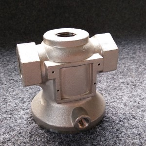 Popular Design for China Customized Investment Casting Valve Body with CNC Machining as Your Drawing