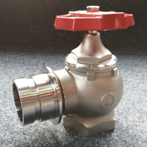 Stainless Steel Fire Valve