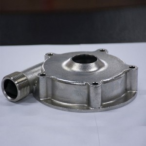 OEM Manufacturer Dosing Pump Casting Parts - Pump Housing – Retool