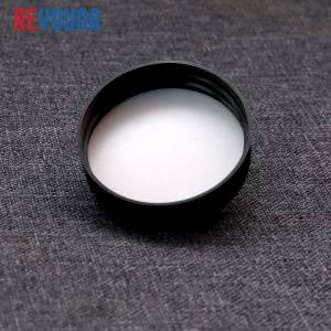 Factory wholesale Makeup Packaging Manufacturers - China supplier black PP screw cap for food products – Reyoung