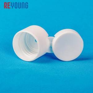 Wholesale Lotion With Pump - cheap smooth flip top cap for squeeze bottle – Reyoung
