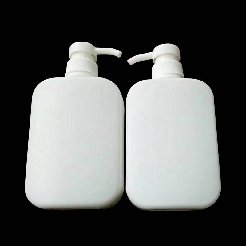 Discount wholesale Spray Bottles For Sale -  White HDPE  Lotion Pump Bottle  for Shower Gel – Reyoung