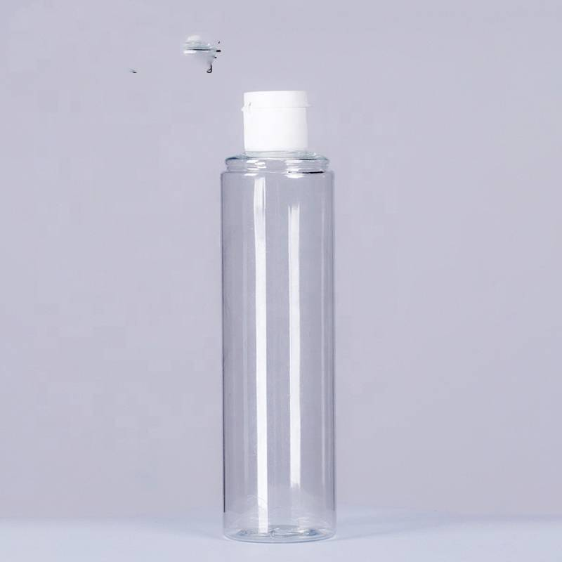 Reasonable price for Pet Spray Bottle Wholesale - Customized Oval Shaped Pet Plastic Bottle With Flip Top – Reyoung