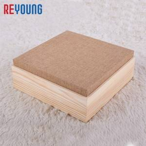 Big discounting Wooden Box Company - New Arrival Wooden Perfume Storage Box With Matching Cover – Reyoung