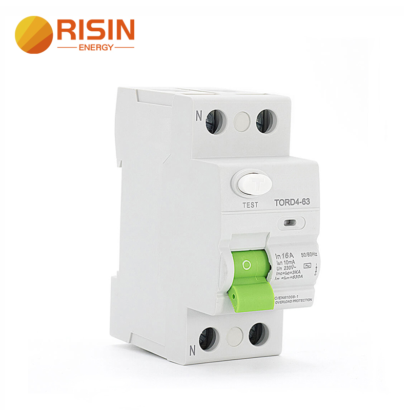 2P 30mA 63A ELCB RCCB RCD Residual Current Circuit Breaker Featured Image