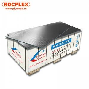 High Performance Board Ply - ROCPLEX Antislip Film Faced Plywood – ROC