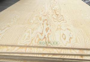 Pine Plywood 1220mmx2440mm  2.7-21mm